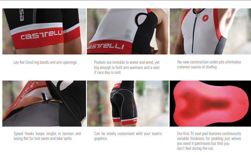 Castelli Free Collection