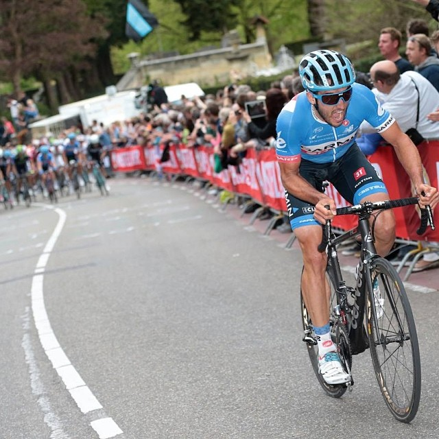 Nathan Haas at Amstel Gold via @rideargyle