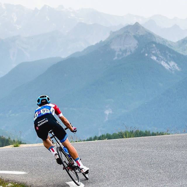 Another great photo from the #tdf via @jeredgruber