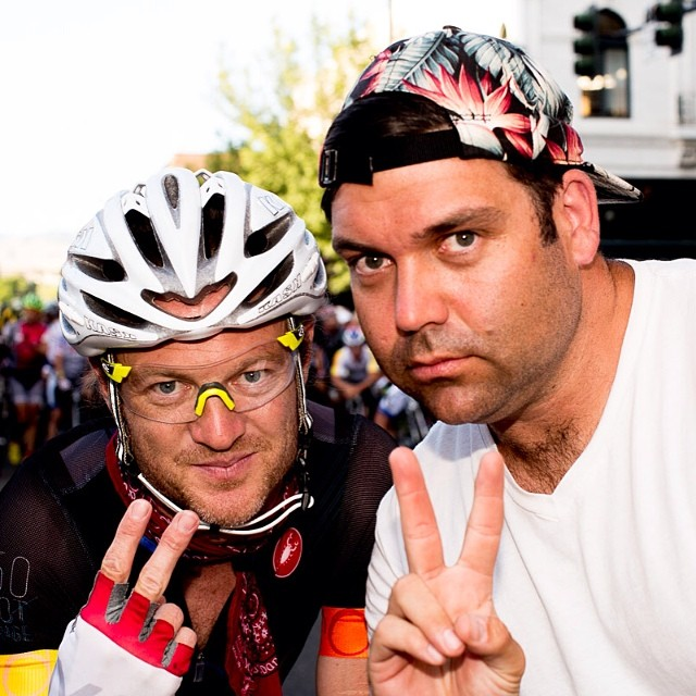 @remistar and @quesofrito at The Boise Crit. Check @manualforspeed for the Report!