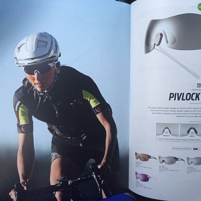 Have you seem the new @smithoptics catalog? @lauraomeara always looking fast.