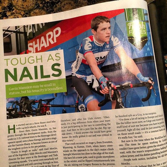 The latest Velo has a great piece on @gavin293 via @justindstanley