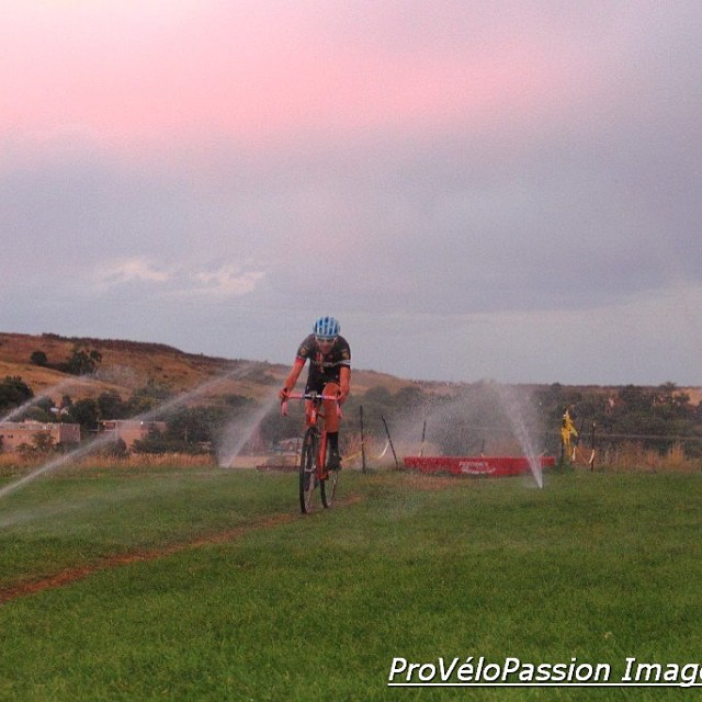 In Colorado they use sprinklers to trick you into thinking it's fall. @qzoomair photo via @mary_butterflywriter