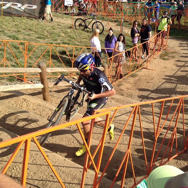 @timjohnsoncx at Boulder Cup via @qzoomair