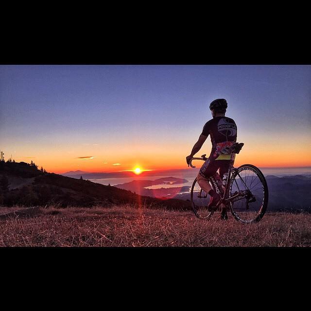 Good morning from Marin County! Via @jjungsten @tambikes