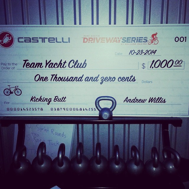 Congratulations to @teamyachtclub for winning The Overall Team Competition at this years @drivewayseries