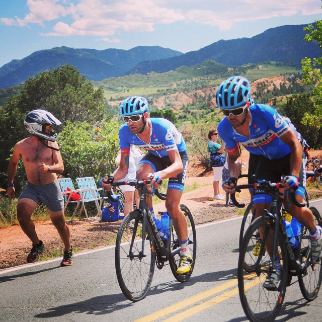 #tbt @usaprochallenge Crested Butte Stage. Can't wait for next year!