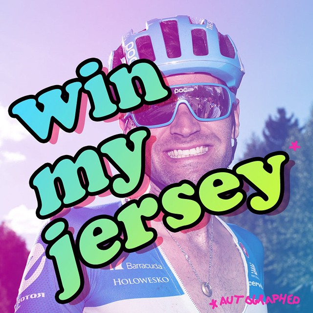 Win an autographed @philgaimon jersey. To enter, tag AT LEAST two of your friends and tell @manualforspeed why you should win. Extra credit for posting your favorite @manualforspeed photos on your feed. ENTHUSIASM will be rewarded. GO!