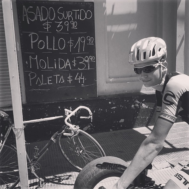 Ride snacks in Argentina? @joedombro91 photo via @tomdanielson