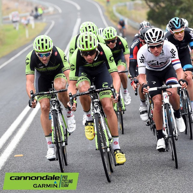 @nathanpeterhaas rode his way to third at the Cadel Evans Great Ocean Road Race via @rideargyle