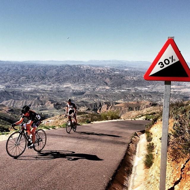 Serious Climbing from @temposport