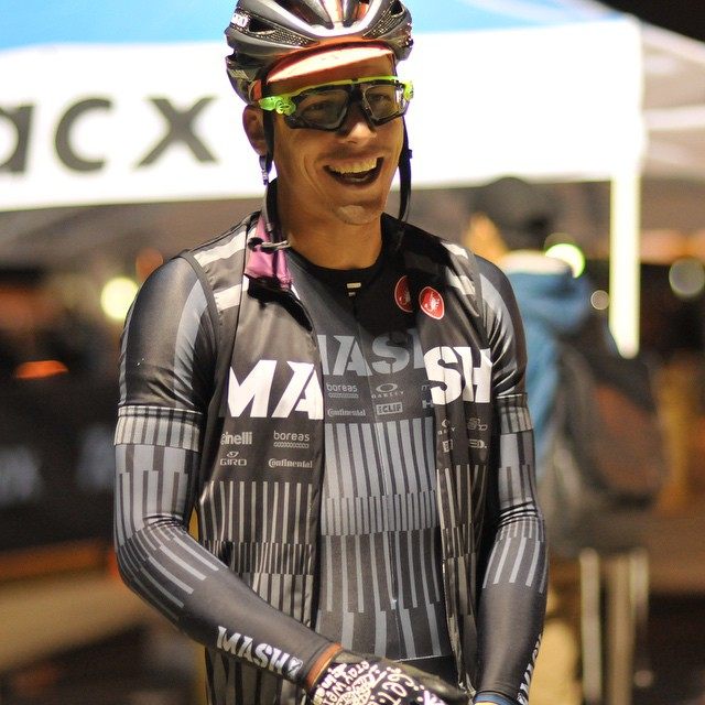 @notchas was crushing it at @redhookcrit today! @mashsf