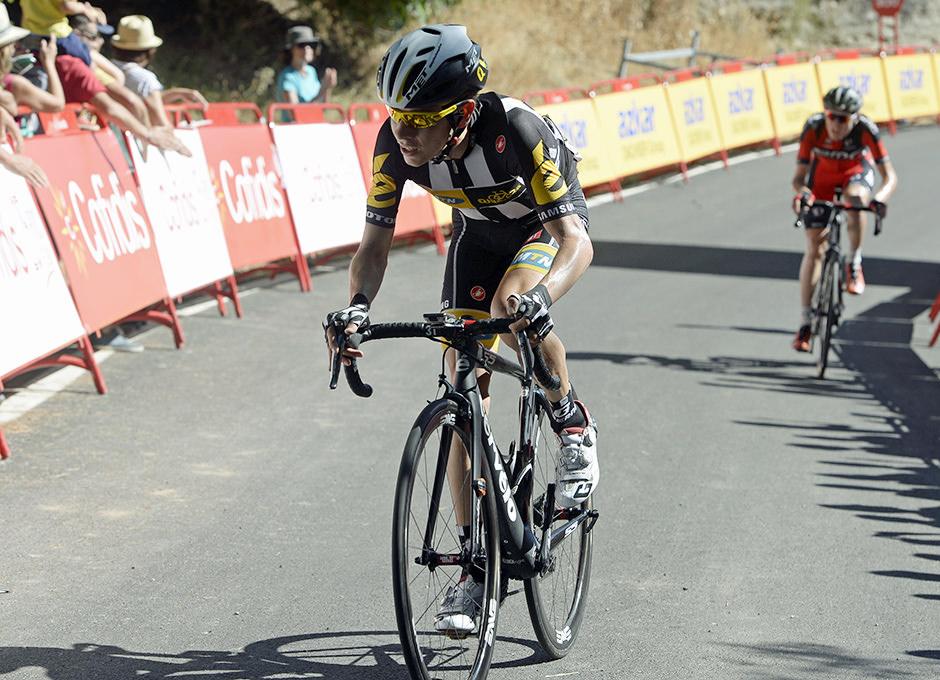 Cycling / Radsport / Vuelta a Espana - 1.Etappe / 23.08.2015