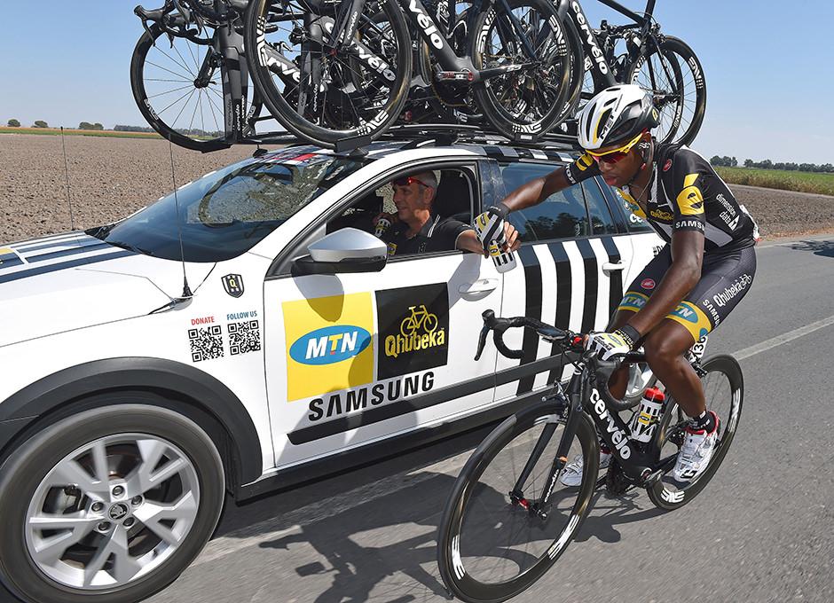 Cycling / Radsport / 70. Vuelta a Espana - 5.Etappe 2015 / 26.08.2015