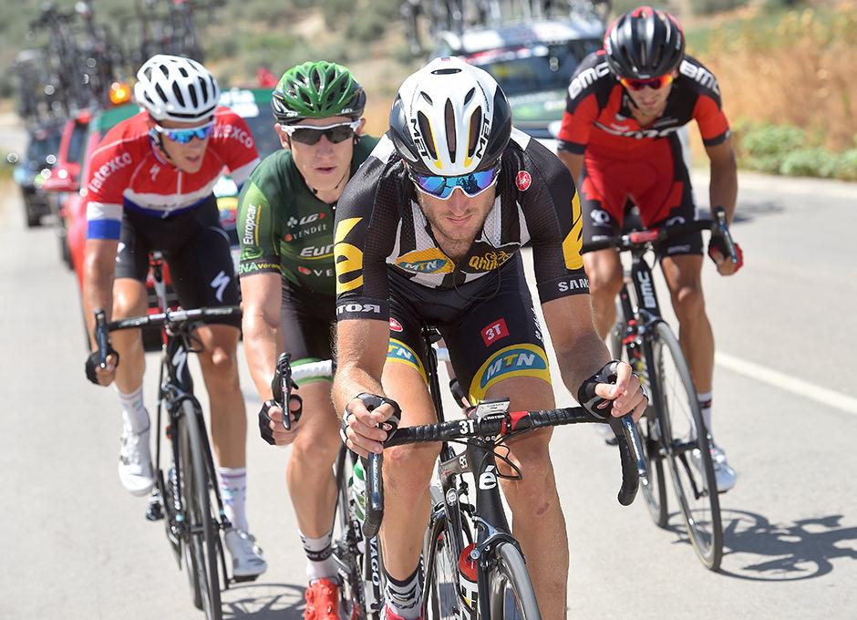 Cycling / Radsport / 70. Vuelta a Espana - 6.Etappe 2015 / 27.08.2015