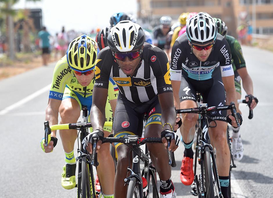 Cycling / Radsport / 70. Vuelta a Espana - 9.Etappe 2015 / 30.08.2015