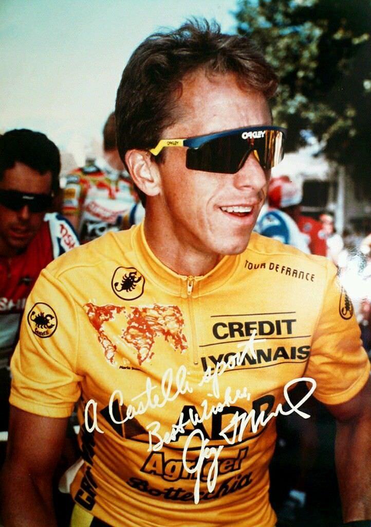 1989 Tdf Leader Jerseys Castelli Insidernews